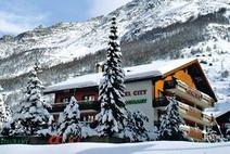 Hotel City, Zermat, Швейцария - Швейцарски Алпи - Цермат, Швейцария