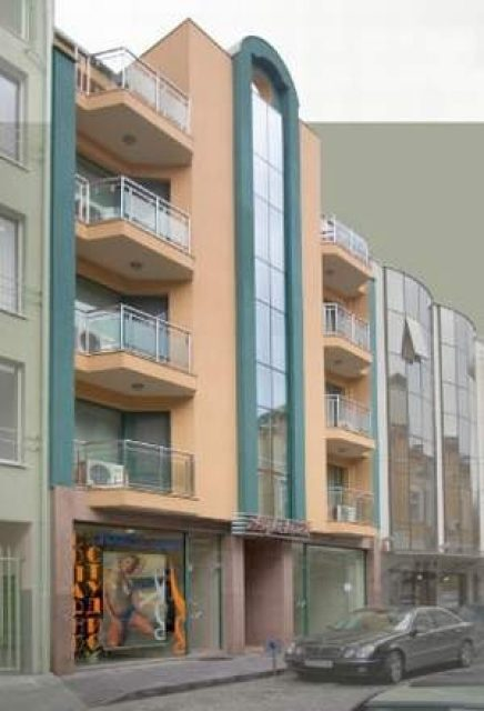 Хотел Брайт Хаус, Пловдив