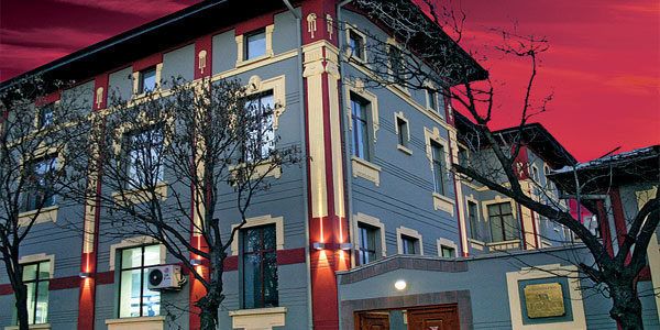 Хотел-ресторант Форум, Стара Загора