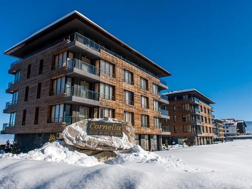 Почивка в Банско, България - хотел Aпарт Хотел Корнелия 4•
