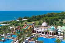 Kamelya Holiday  Village хотел - почивка в Сиде, Турция, Турция
