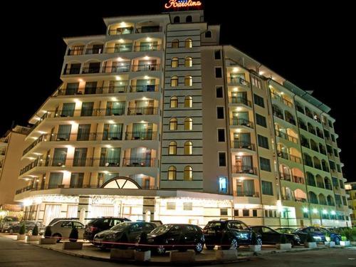 Почивка в Слънчев Бряг, България - хотел Каролина Хотел 4•