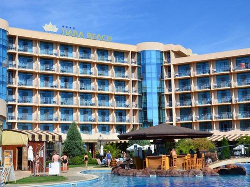 Почивка в Слънчев Бряг, България - хотел Тиара Бийч 4•