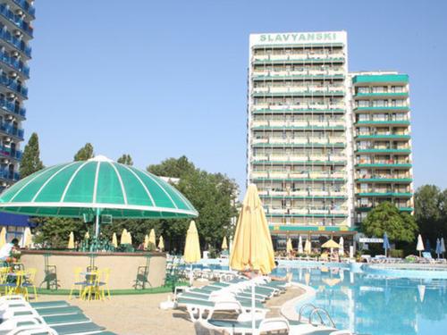 Почивка в Слънчев Бряг, България - хотел Хотел Славянски 3•