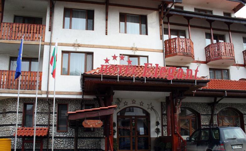 Елегант Хотел, Банско