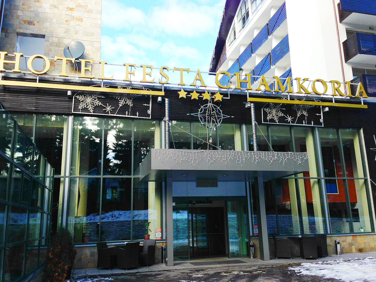 Хотел Феста Чамкория, Боровец