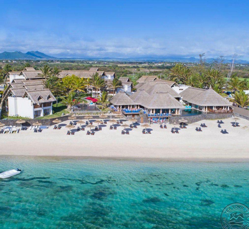 C Mauritius 4*+ хотел, Мавриций