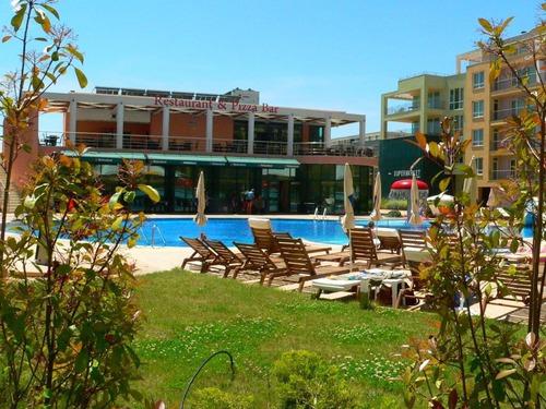 Почивка в Слънчев Бряг, България - хотел Поло Ризорт Апартаменти 3•