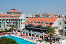 Seher Sun Beach Hotel - почивка в Сиде, Турция, Турция