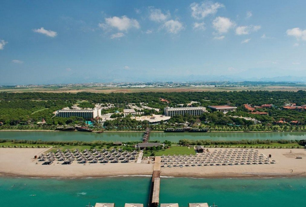 Gloria Serenity Resort 5 * хотел, Анталия - Белек