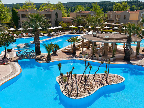 ������� �� ��������, ������ - ����� Porto Sani Village & Spa, ����� 2015 5�+