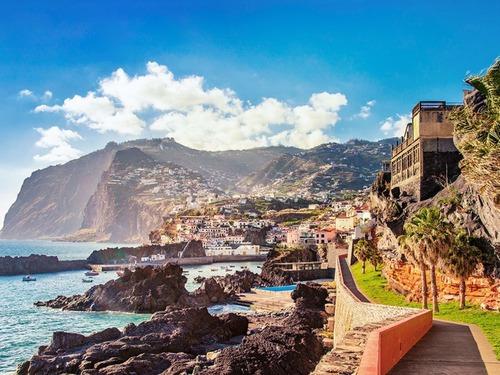 Лисабон и остров Мадейра 2020