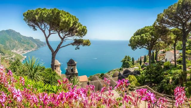 Почивка на остров Капри