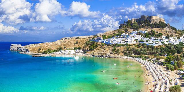 Почивка на остров Родос