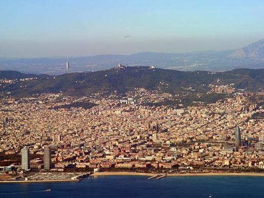 Екскурзия до Барселона, Испания