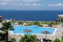 Korina hotel - остров Тасос, Гърция