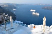 Gorgona Villas hotel - Гръцки острови - остров Санторини, Гърция