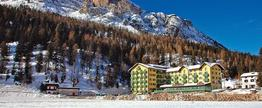 Grand Hotel Misurina, Cortina d'Ampezo, Италиански Алпи - Misurina