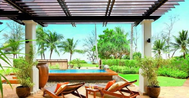 Jw Marriott Resort & Spa (phuket) 5 * хотел, Остров Пукет