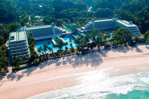 Le Meridien Phuket Beach Resort хотел - почивка в Остров Пукет, Тайланд, Тайланд
