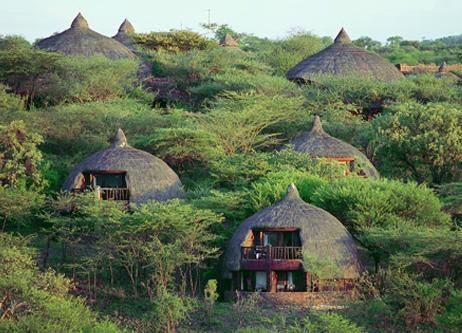 Serengeti Serena Safari Lodge - Серенгети, Танзания