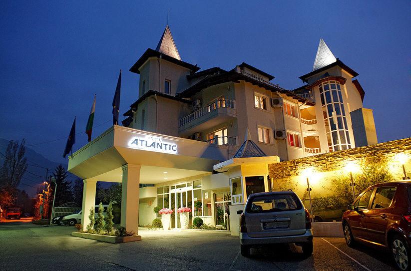 Хотелски комплекс Атлантик, София