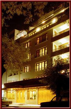 Хотел Женева, София