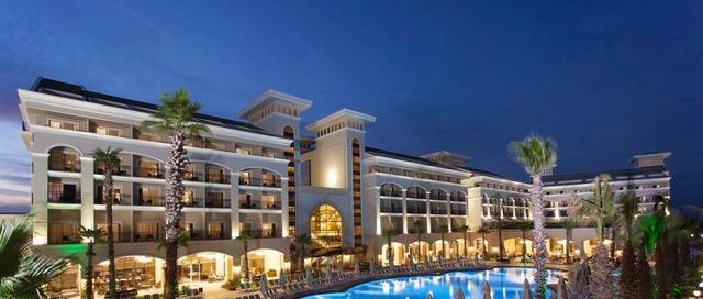 Alva Donna Exclusive Hotel & Spa 5 * хотел 5•