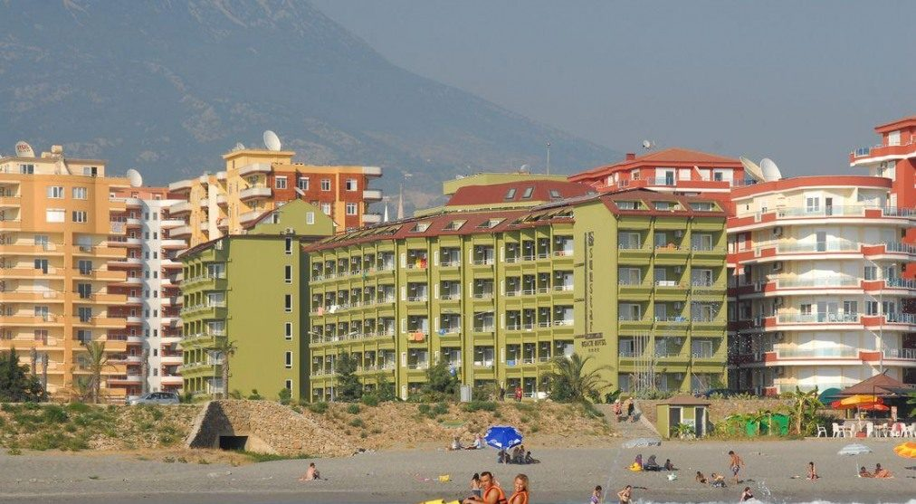 Sun Star Beach Hotel 4*, Анталия - Алания