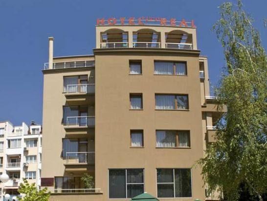 Хотел Реал, Пловдив
