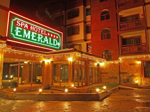 Почивка в Банско, България - СПА хотел Емералд 4•