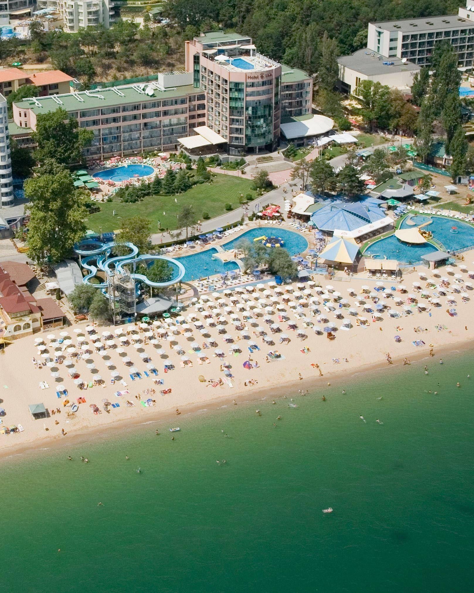 Лилия хотел, Златни пясъци