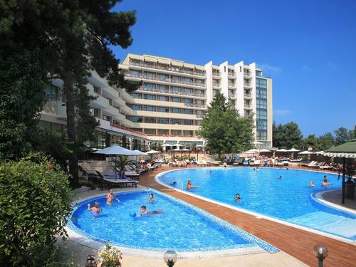 Почивка в Златни пясъци, България - хотел Хотел Мирабел (бивш Еделвайс) 4•