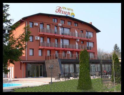 Спа хотел Перун, Свищов