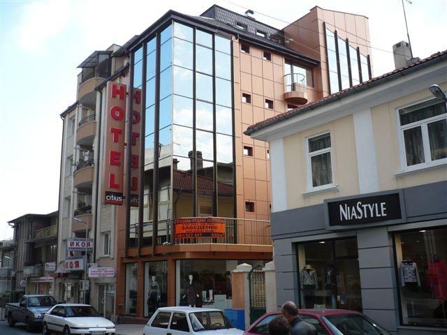 Хотел Цитиус Варна, Варна