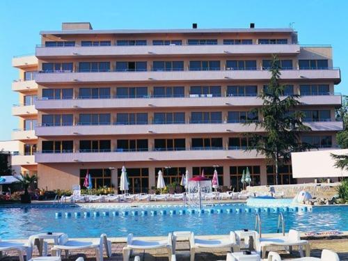 Почивка в Слънчев Бряг, България - хотел Парк Хотел Континетал Прима 4•