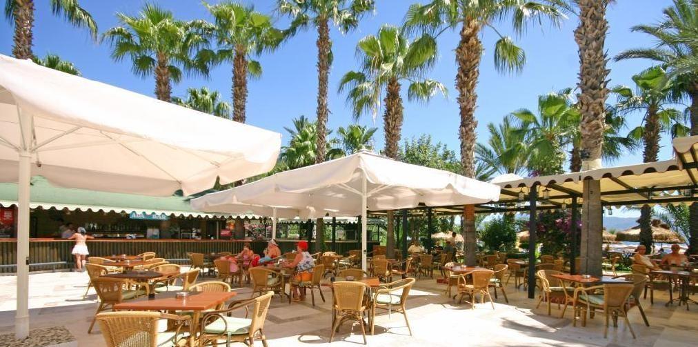 Aqua Hotel 5 *, Мармарис