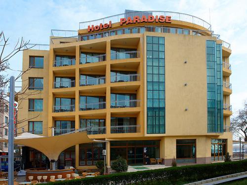 Почивка в Поморие, България - хотел Хотел Парадайз 3•