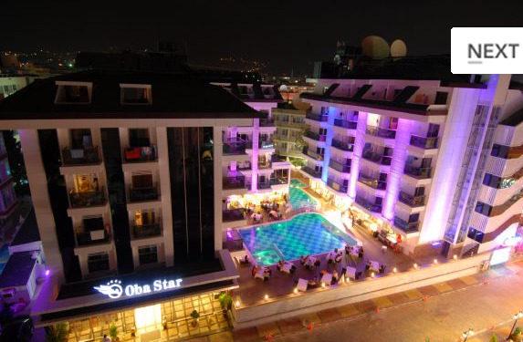 Oba Star Hotel, Анталия - Алания