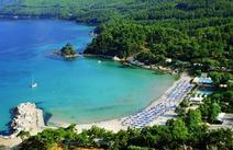Makryammos Bungalows - остров Тасос, Гърция