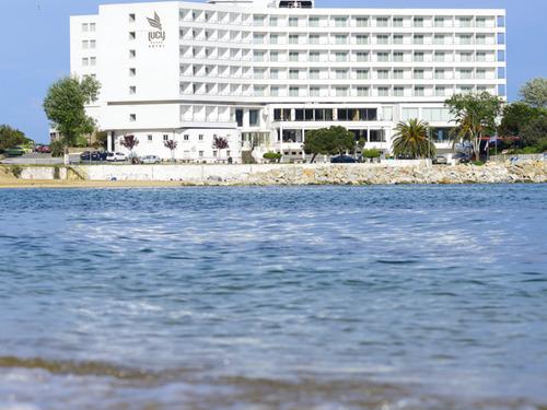Почивка в Кавала, Гърция - хотел Lucy Hotel Kavala 5•