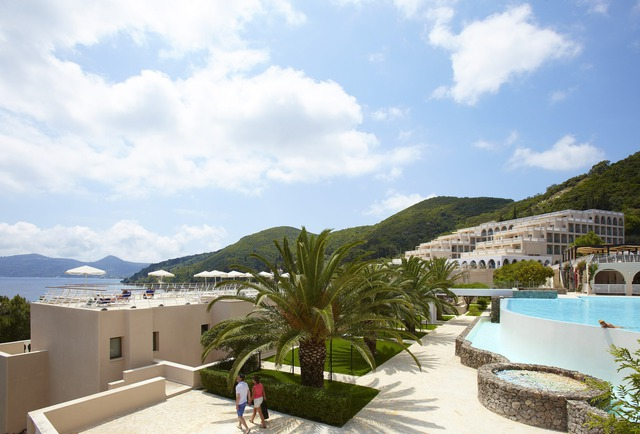 MarBella Corfu, Гръцки острови - остров Корфу