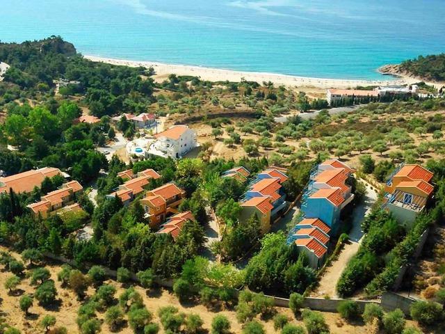 Trypiti Hotel & Suites, остров Тасос