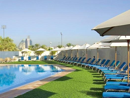 Arabian Park Hotel, Дубай
