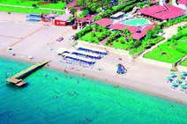 Haldun's Beach Club хотел - почивка в Кемер, Турция, Турция