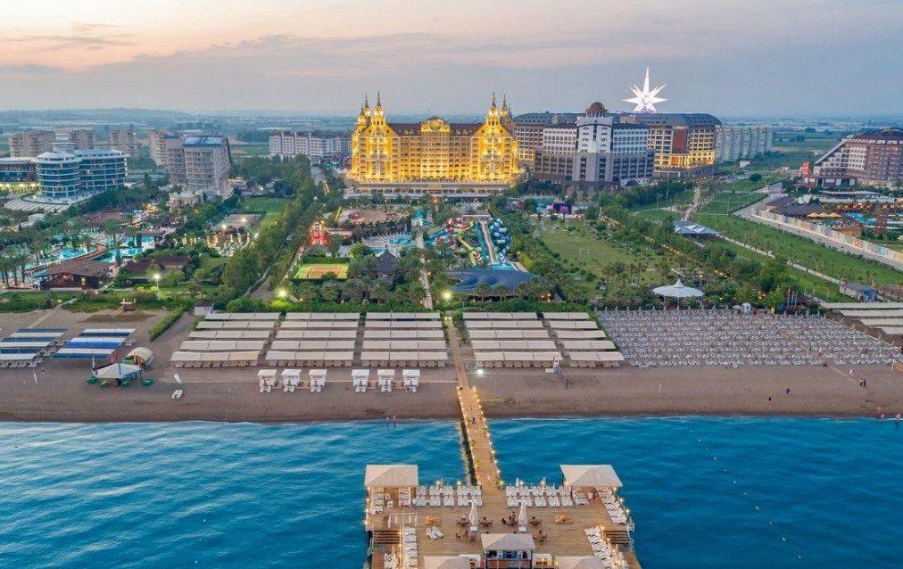 Royal Holiday Palace 5 * хотел, Анталия - Анталия - Лара
