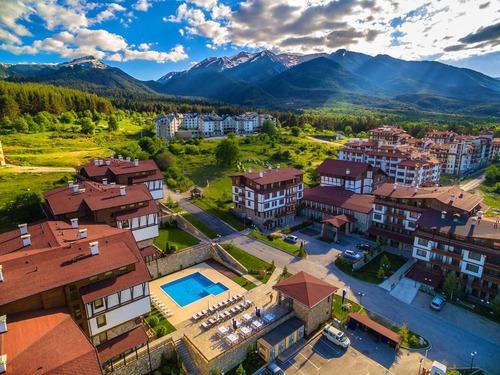 Почивка в Банско, България - хотел Грийн лайф ризорт (допълнителна сграда) 4•