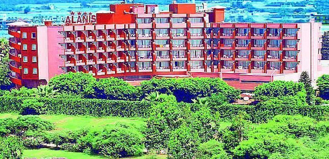 Alanis Hotel 4 * хотел, Алания
