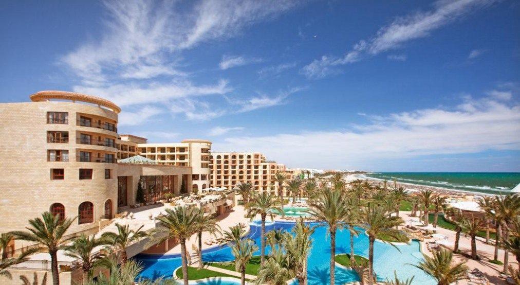 Movenpick Resort And Marine Spa Sousse 5* хотел, Сус