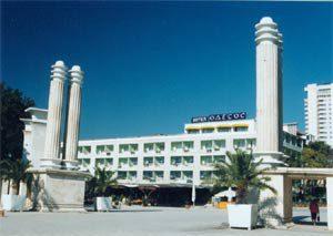 Хотел Одесос, Варна